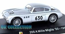 1:43 ABARTH 205 A MILLE MIGLIA - 1950 _ Abarth Collection Hachette (56)