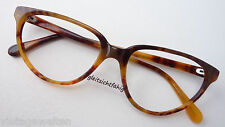 Große Cateyebrille Hornoptik havanna edel zeitlos GR: M Brillenfassung Damen