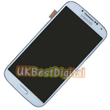 Original LCD Display+Touch Screen Samsung Galaxy S IV S4 GT-i9500 White Frost