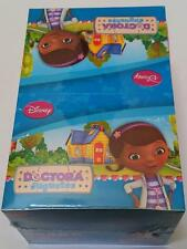 NEW Disney Doc McStuffins Chocolate Egg Toy Surprise 6 Count Free Shipping
