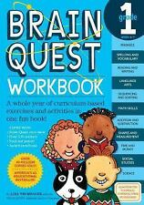 Brain Quest Workbook : A Whole Year of Curriculum-Based Exercises and...