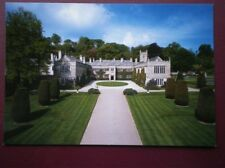 POSTCARD CORNWALL LANHYDROCK EAST FRONT NATIONAL TRUST