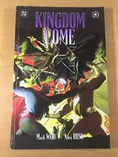 DC Comics KINGDOM COME TPB Superman Mark WAID + Alex ROSS FREE SHIPPING!