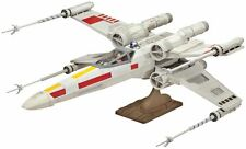 """2015 revell Star Wars 1/30 X-Wing Fighter (Snap) Length: 17"""" new"""