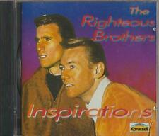 C.D.MUSIC  D669  THE RIGHTEOUS BROTHERS : INSPIRATIONS  CD
