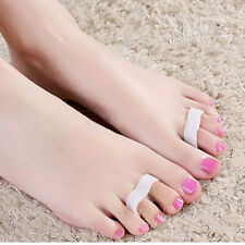 Exquisite Silicone Toe Separator Gel  Relief Bunion Foot Pain Health Care Pop