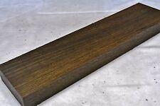 Wenge 24-3/16+ x 6+ x 2+ exotic wood lumber 8/4 #5693
