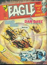 EAGLE weekly British comic book June 25 1983 VG+