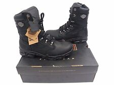 New! Harley-Davidson Men's Willie G Randall Waterproof Motorcycle Boots Size 7