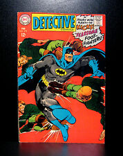 COMICS: DC: Detective Comics #372 (1968) - RARE (batman/flash/wonder woman)