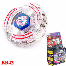 Neue Beyblade TOP Metall Meister BB43 L-Drago RAPIDITY BATTLE FUSION