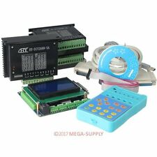 TB6600HG Stepper Motor Driver For Nema17 / 23 / 34+ 5 Axis Breakout Board Kit
