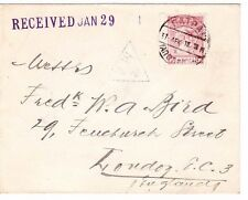 Greece PATRAS WW1 Censored Cover to London Free UK Postage