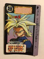 Dragon Ball Z Carddass Hondan PART 13 - 524