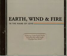 EARTH, WIND & FIRE - In the Name of Love - Bonus Tracks - CD - NEW