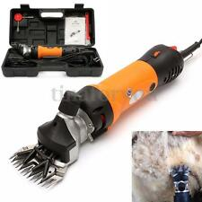 350W AC 220V Electric Shearing Clippers Shears for Sheep Goat Pet Animal Farm