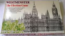 VINTAGE GIBSON'S BOARD GAME WESTMINSTER THE ELECTION GAME
