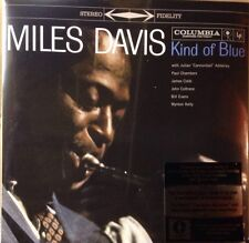 Miles Davis - Kind Of Blue LP [Vinyl, NEW] 180gm Vinyl Stereo Classic Jazz Album