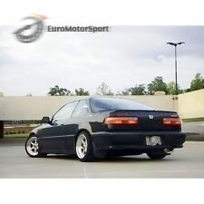 * For Acura INTEGRA 89-93 Sedan Coupe Hatchback Trunk Lip Spoiler Wing Unpainted