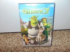 Shrek 2 DVD Movie DreamWorks Full Screen DreamWorks NEW