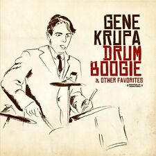 Drum Boogie & Other Favorites - Krupa,Gene (2013, CD NEUF)