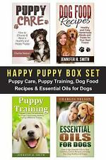 Happy Puppy Box Set : Puppy Care, Puppy Training, Dog Food Recipes and...