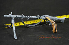 Dragon 1:6 WW2 German MG-34 MG34 Bullet Belt Machine Gun Winter Camo 70476 G