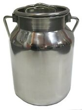 Stainless Steel Economy Milk Churn 2 litre
