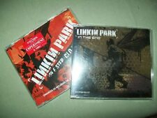 Linkin Park         CD LOT         One Step Closer  --  In the End