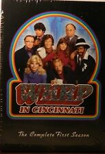 WKRP in CINCINNATI The COMPLETE FIRST SEASON 22 Episodes + Special Features