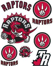 Toronto Raptors Scrapbooking Craft Sticker Sheet Set #1