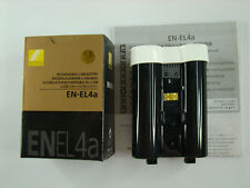 NEW BATTERY EN-EL4A FOR D-SLR D3x  D3 D2Xs D2X D2H SHIPPED WITH TRACKING NUMBER