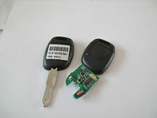 RENAULT CLIO KANGOO 1 BUTTON REMOTE KEY FOB ELECTRONICS 434MHZ PCF7946 CHIP #167