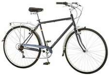 Schwinn Wayfarer 7 Speed Men's 700c Retro Bike, Bicycle Blue