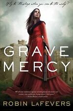 Grave Mercy: His Fair Assassin, Book I (His Fair Assassin Trilogy) by LaFevers,