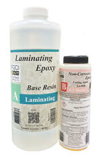 Laminating Epoxy Resin 4:1 Kit (1 QT - Base & 1/2 PT - Curing Agent) 137714