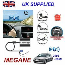 Renault MEGANE Bluetooth Hands Free Phone AUX Input MP3 USB 1.0A Charger Module
