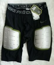 Nike Pro Combat Hyperstrong Hardplate Padded Football Shorts Girdle 634668 Large