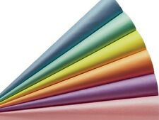 "10 Sheets of Acid Free 50cm x 75cm Tissue Paper - 18gsm Wrapping Paper 20"" x 30"""