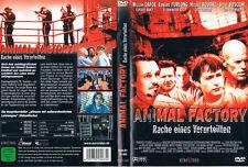 ANIMAL FACTORY - RACHE EINES VERURTEILTEN --- Gefängnisthriller --- Uncut ---
