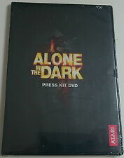 Alone In The Dark : Press Kit DVD [Collector - Ps3/Xbox360/PC]