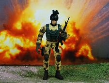 Chap Mei 1:18 Soldier Force 3.75 GI Joe Figure US SEAL Air Operation K1044_C