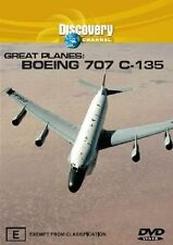 Great Planes - Boeing 707 C-135 (DVD, 2004)