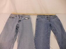 TWO PAIRS! WOMENS Tommy Hilfiger Designer Jean 8 SEE PICS FOR MEASUREMENTS 60314