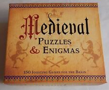 Medieval Puzzles & Enigmas 150 Jousting Games for the Brain New