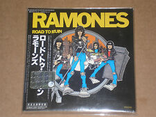 RAMONES - ROAD TO RUIN - CD JAPAN NUOVO