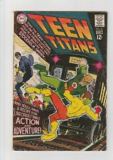 Teen Titans #18 G 1968 DC Comic Train