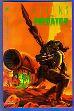 ALIENS vs PREDATOR  1 (of 4) 1990  (fn-vf)
