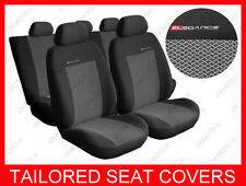 Tailored seat covers for Peugeot  307 Estate 2001-2008 - 5 seat  full set  grey2