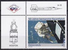 RAUMFAHRT/ Österreich MiNr 2919 ** Eckrand links oben